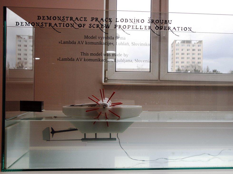 Technické muzeum v Brně představuje vynálezce Josefa Ressela.