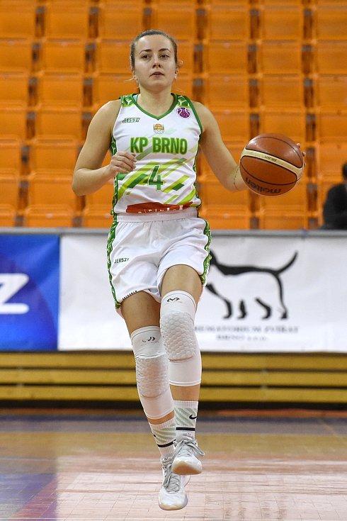 Gabriela Andělová se rozhodla zkusit angažmá v Německu.