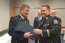 Zástupci jihomoravského policejního ředitelství ve středu předali ocenění nejlepším policistům v kraji.