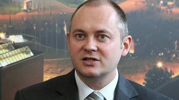 Šéf asociace krajů a jihomoravský hejtman Michal Hašek.