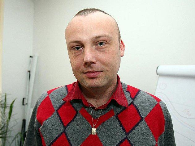Jednatel společnosti Well consulting Jan Hodovský.