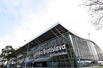 Letiště M. R. Štefánika v Bratislavě.