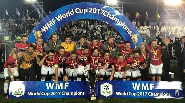 Vítězové mistrovství světa v malém fotbale.