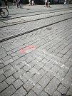 Nápisy, které jsou součástí festivalu Re:publika připomínajícího stoleté výročí vzniku Československa. Citáty z různých literárních děl se objevily v centru, například na náměstí Svobody nebo na Jakubském náměstí.