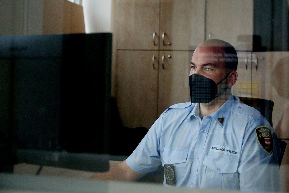 Novou služebnu získali strážníci v brněnské části Slatina. Služebna je zároveň operačním střediskem kamerového systému Městské policie.