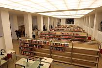 Ve středu se otevřela nově opravená knihovna Právnické fakulty Masarykovy univerzity v Brně.