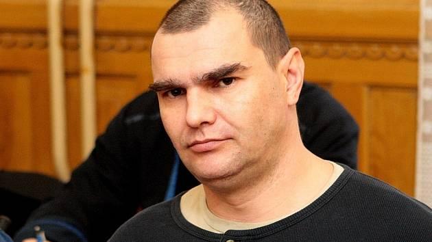 Pavel Radziszewski u soudu. Ilustrační foto.
