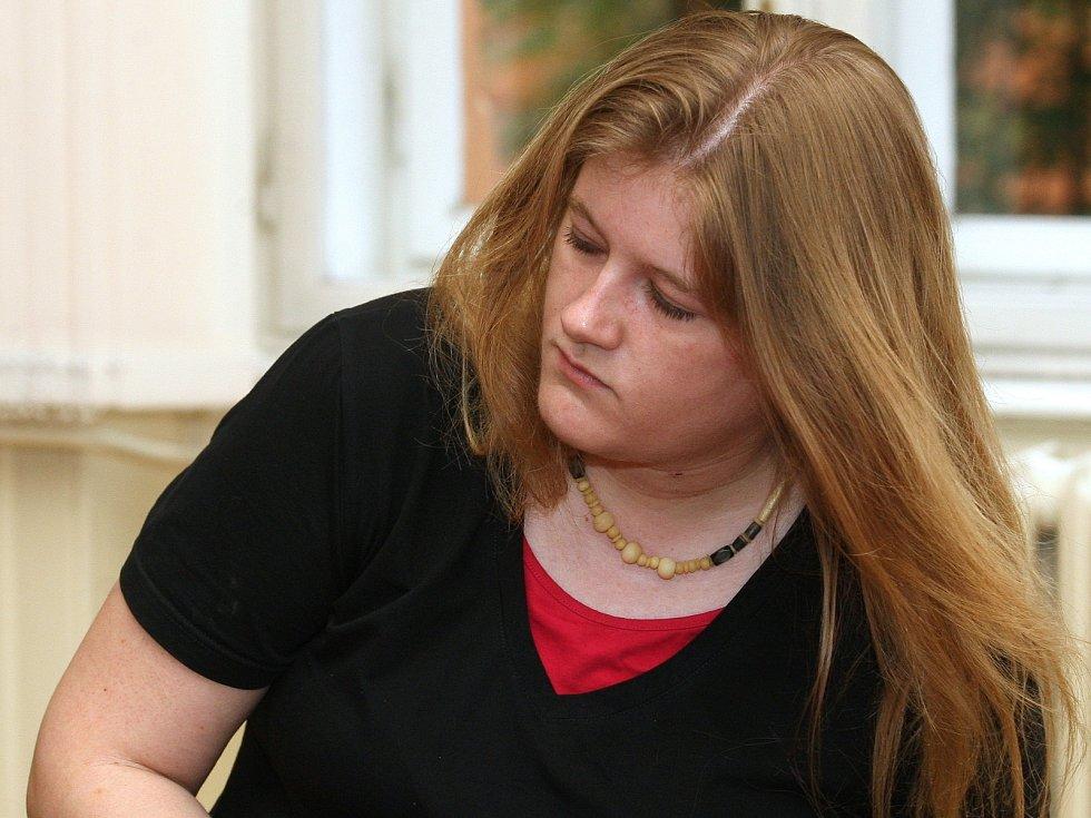Ivana Lízalová u Krajského soudu v Brně.