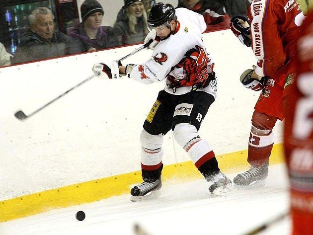 Domácí porážka 1:2 se Žďárem nad Sázavou znamenala pro hokejisty brněnské Techniky už čtvrtý nulový zisk v řadě.