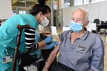 Očkování proti koronaviru