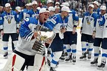 Finálový zápas Kanada - Finsko.