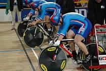 Týmový sprint - ilustrační fotografie.