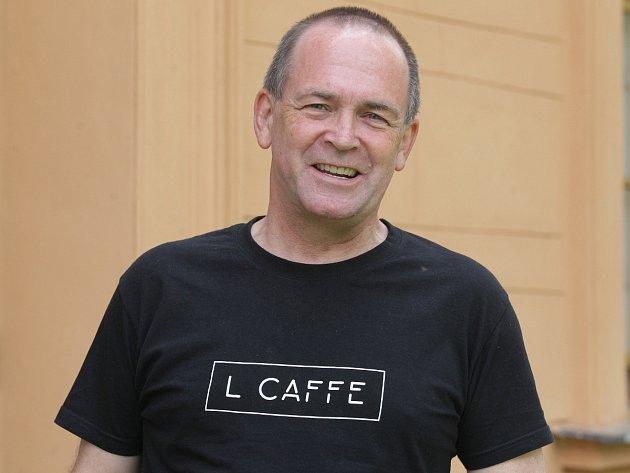 Ředitel Střediska volného času Lužánky Milan Appel.