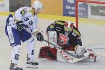 Kometa porazila Hradec Králové 2:1 a ve čtvrtfinále si zahraje se Zlínem.