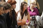 Díla finalistů sedmého ročníku výtvarné soutěže pro studenty středních škol a gymnázií Máš umělecké střevo. Lidé si je mohou prohlédnout v brněnské Moravské galerii až do konce června.