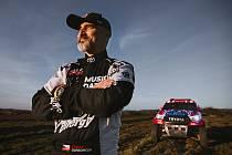 Tomáš Ouředníček pojede na svou osmou Rallye Dakar.