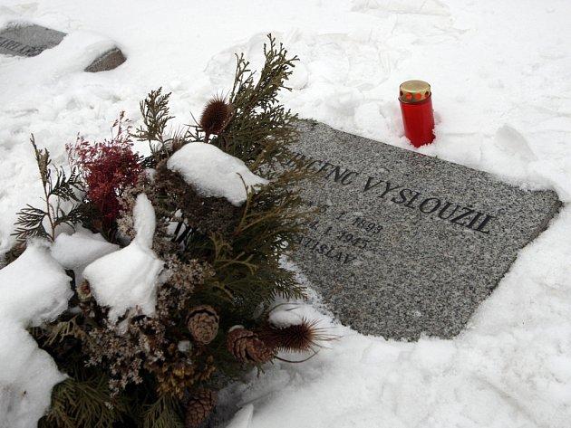 Na ústředním hřbitově v Brně uctili památku moravských odbojářů.