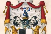 Erb rodu Collaltů.