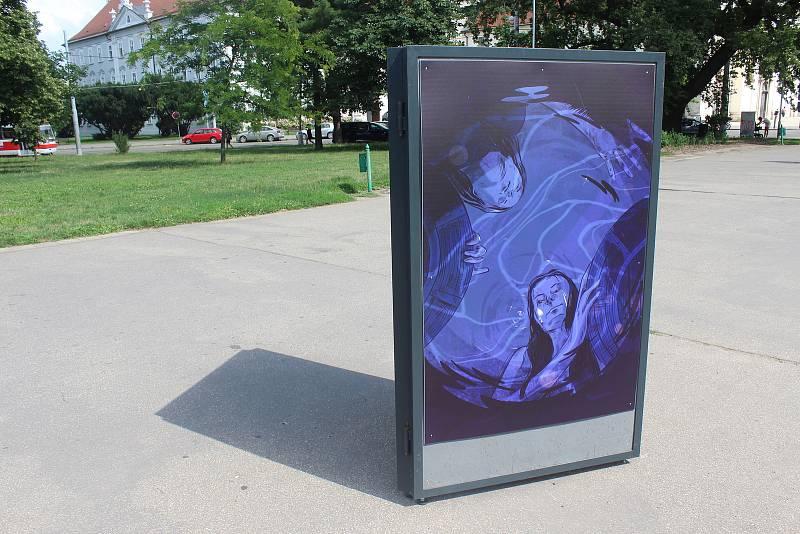 Pověsti jsou doplněny malbami ilustrátorů. Zdroj: Deník/Štěpán Bubík