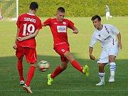 Ve 4. kole Moravskoslezské ligy prohráli fotbalisté SK Líšeň doma s MFK Vyškov 0:4.