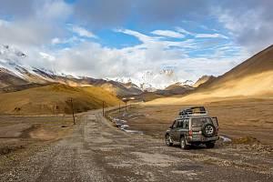 Asijské srdce: Tádžikistán a Pamír (J. Venglář, Brno)
