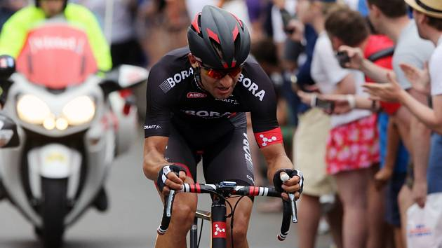 Cyklista ze Sobůlek na Hodonínsku Jan Bárta absolvoval svou druhou Tour de France a také letos se často pouštěl do úniků, za což si ve třetí etapě vysloužil cenu pro největšího bojovníka.