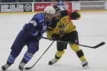 Hokejisté brněnské Komety v domácím utkání Ligy mistrů finské Kuopio porazili 3:2 v prodloužení.
