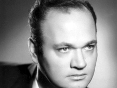 Emeritní sólista Janáčkovy opery Jiří Olejníček.