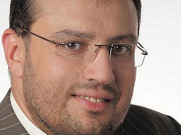 Šéf jihomoravských občanských demokratů Jiří Kadrnka.