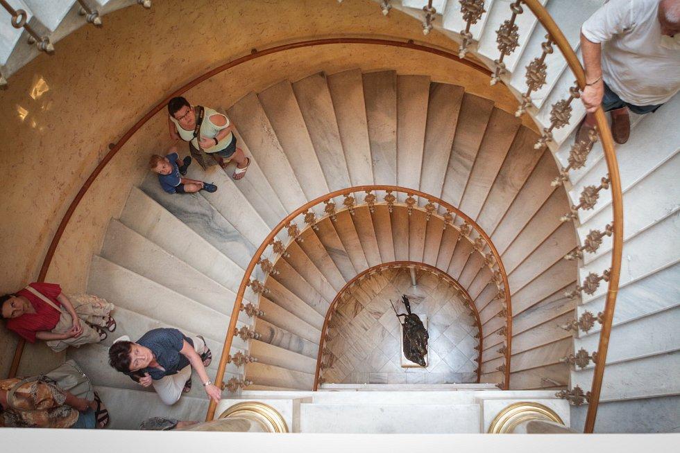 Brněnský Kleinův palác si lidé o víkendu projdou z pohodlí svého domova. Pořadatelé festivalu Open House Brno připravíprohlídky on-line.