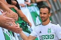 Jan Moravec, fotbalista Karviné. - foto: Ivo Dudek