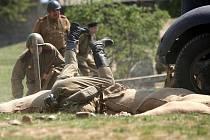 Fanoušci válečné techniky a milovníci historie se v sobotu sešli v Army parku Ořechov na Brněnsku. Ten totiž připravil bohatý program u příležitosti šestašedesátého výročí zahájení operací Rudé armády, které vedli k osvobození Brna a okolí od nacistů.