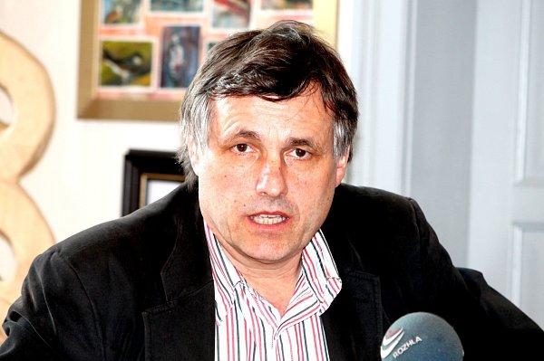 Ředitel společnosti Znovín Pavel Vajčner.
