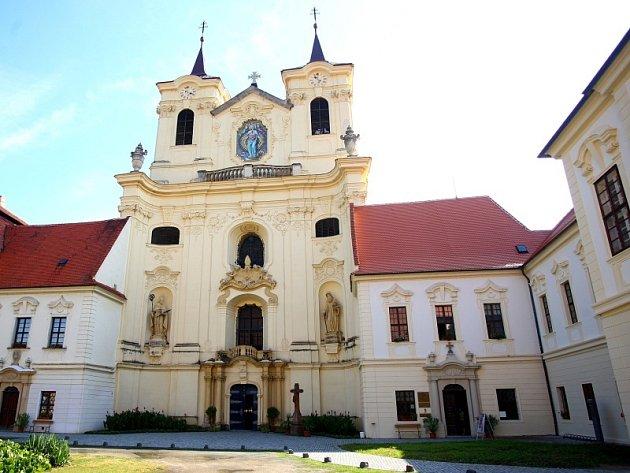 Benediktínský klášter v Rajhradě. Ilustrační foto.
