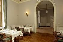 Brněnská restaurace Hansen.