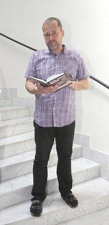 Brněnský historik Vlastimil Schildberger mladší.
