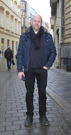 Libor Šťástka.