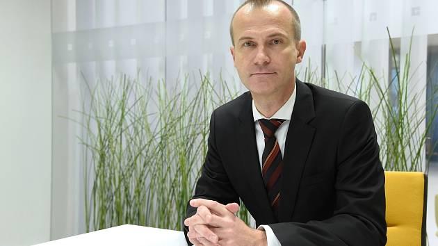Petr Pelc, hlavní ekonom společnosti CYRRUS, a.s.