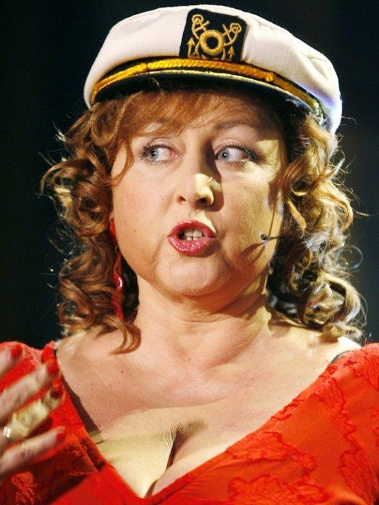 Halina Pawlovská.