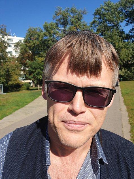 Jaroslav Lettl, 48let, Brno, pracovník vpotravinářství.