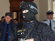 Mafiáni Luhaňské brigády u brněnského soudu - Pavlo Nykolyuk.