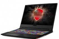 Odcizený výkonný herní notebook.
