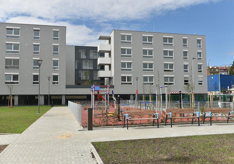 Bytový dům Vojtova 4 v brněnských Štýřicích.