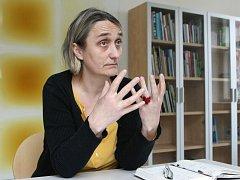 Nová ředitelka Domu umění Terezie Petišková.