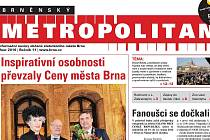 Brněnský Metropolitan.