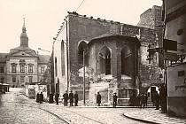 Královská kaple na Dominikánském náměstí.