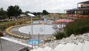 Aqualand Moravia v Pasohlávkách na Brněnsku si pro letošní letní sezonu přichystal několik novinek.