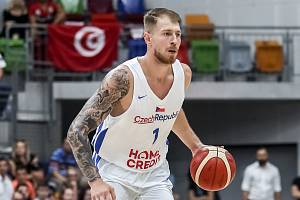 Basketbalista Patrik Auda.