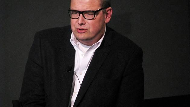 Show s názvem Možná přijde i Tonda Blaník v brněnském kine Scala měla několik hostů. Například novináře Jindřicha Šídla.