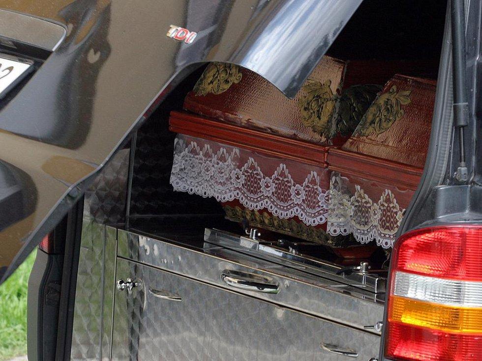 Údajná vražda a sebevražda v brněnském Jundrově.